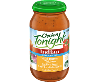 Chicken Tonight Mild Butter Chicken Lite