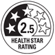 Health Star Rating 2.5