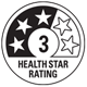 Health Star Rating 3
