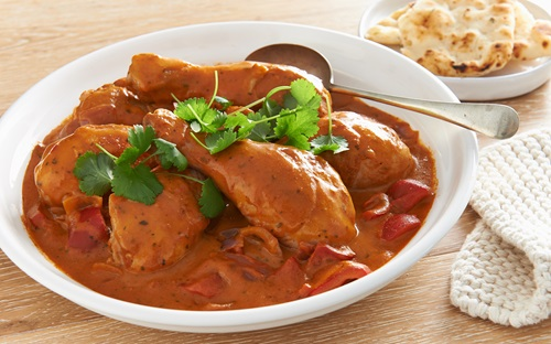 Butter Chicken Drumsticks